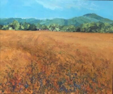 Gray Dodson, 'Soybean Field', 2016