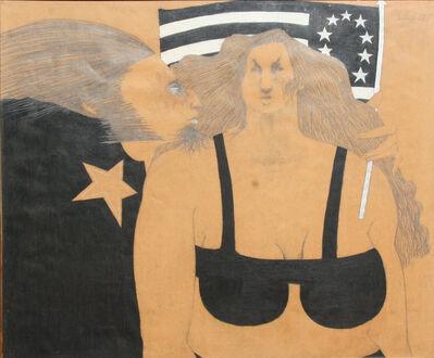 Ramon Santiago, 'Flag', 1968