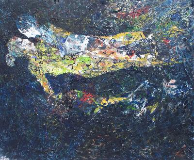 Tayseer Barakat, 'Lovers', 2017