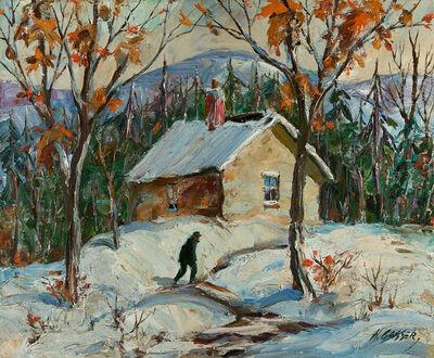 Henry Gasser, 'Winter Path'