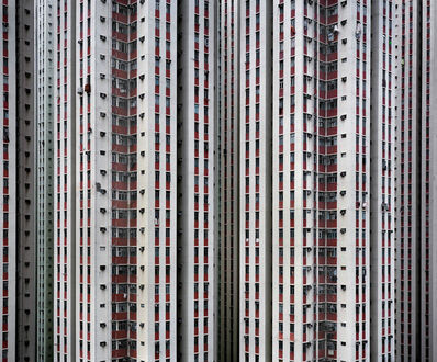Michael Wolf (b. 1954), 'Architecture of Density #28', 2003