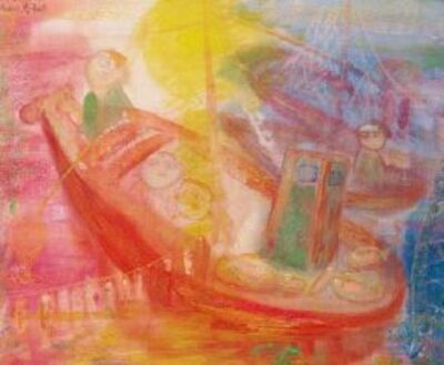 Chao Chung-hsiang 趙春翔, 'Return', 1957
