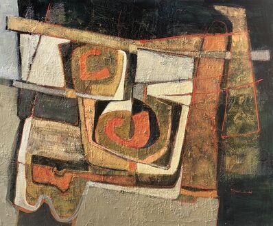 Ann Zielinski, 'Mayan Messages', 2018