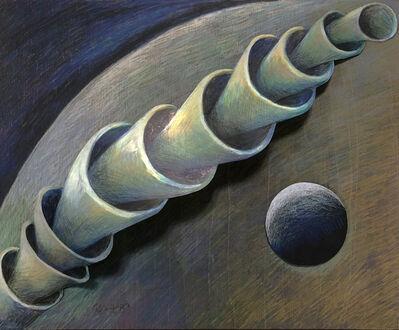 Gillian Bradshaw-Smith, 'Moon 11: Carme', 2020