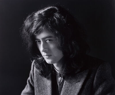 Herb Greene, 'Jimmy Page', 1968