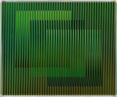 Carlos Cruz-Diez, 'Physichromie 1350', 2002