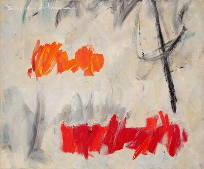 Buffie Johnson, 'Mist', 1960
