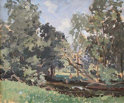 Paul Resika, 'Stream Near Amity (N.Y.)', 1967