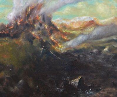Thomas Braida, 'Vulcano e l'amore', 2014