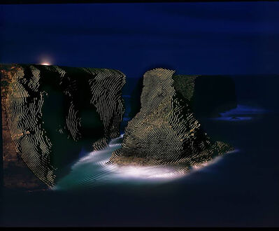"""Jim Sanborn, 'Kilkee County Claire, Ireland """"Topographic Projections"""" Ed. 10', N/A"""