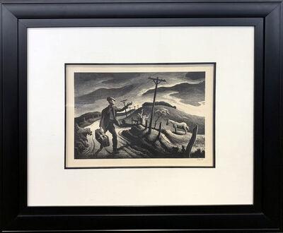 Thomas Hart Benton, 'The Boy', 1948