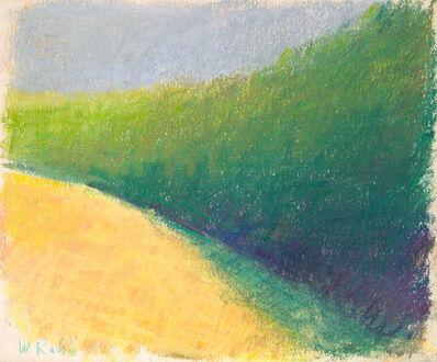 Wolf Kahn, 'ASCENT', 1989