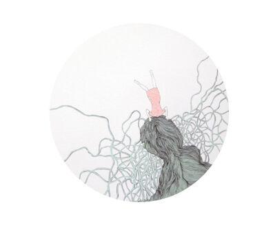 Olimpia Velasco, 'Rizoma 3', 2015