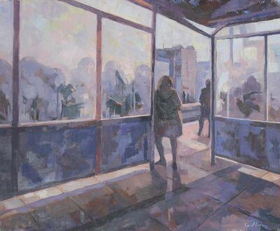 Ceri Allen, 'Winter light'