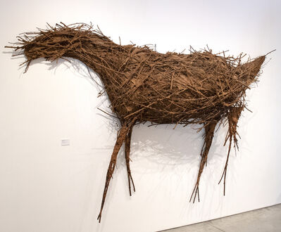 Deborah Butterfield, 'Untitled (Horse)', 1981