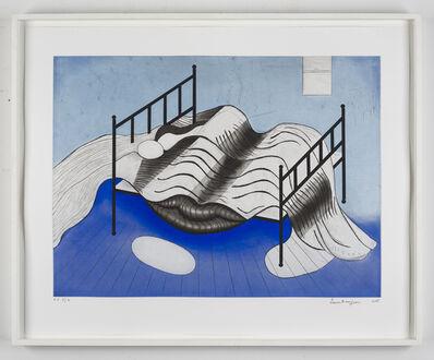 Louise Bourgeois, 'Le Lit Gros Edredon', 1998