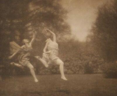 Paul L. Anderson, 'Butterflies', ca. 1920