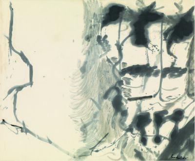Helen Frankenthaler, 'New York Bamboo', 1957