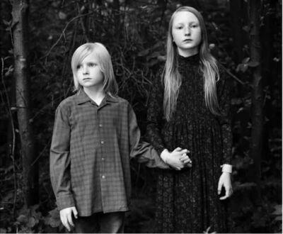 Nelli Palomäki, 'Kasper and Olivia, 2016'