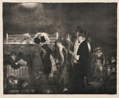 George Wesley Bellows, 'Preliminaries', 1916