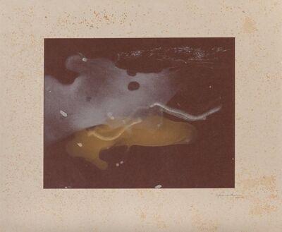Helen Frankenthaler, 'Comet', 1980-1982
