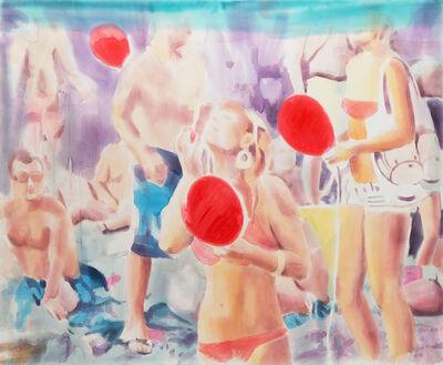 Tom Fabritius, 'Sotschi', 2015