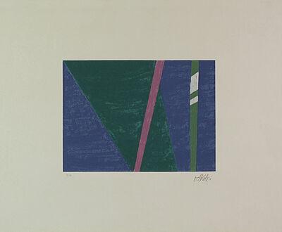 Alfredo Volpi, 'Mastros', 1970-1990