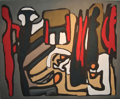 Abdellah Boukil, 'Indiscretion', 2011