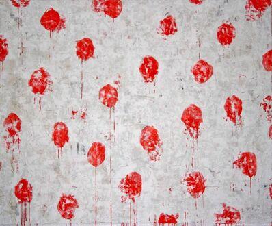 Nicole Charbonnet, 'Orchard (Erased Heilmann)', 2010