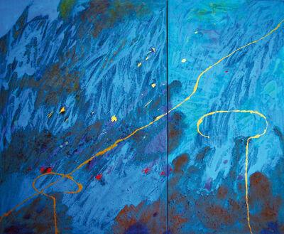 Uli Weigelt, 'Mare - Diptychon', 2006