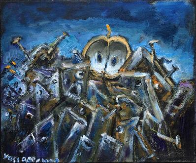 Yosl Bergner, 'Last Painting', 2017