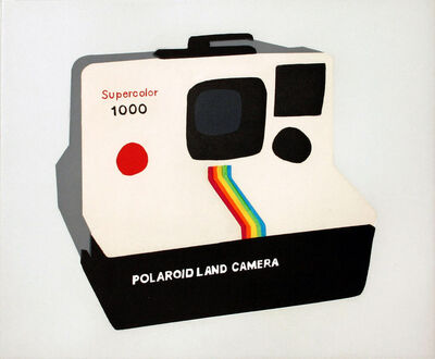 Kota Ezawa, 'Polaroid Land Camera', 2006