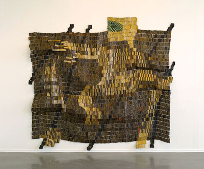 El Anatsui, 'Warrior', 2015