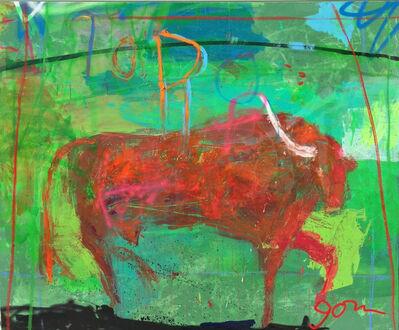Michael Gorman, 'Bull', 2017