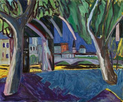 Lucy Jones, 'Three Trees', 1989