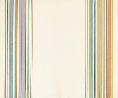 Gene Davis, 'Sweet Hopscotch', 1960