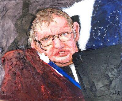 Michael McClard, 'Stephen Hawking', 2019
