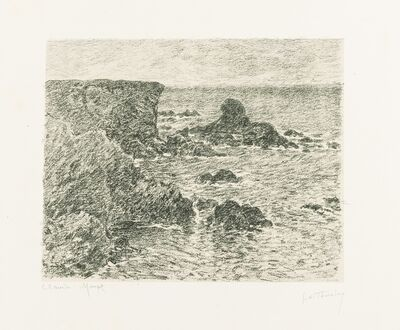 Claude Monet, 'Falasies', 1892