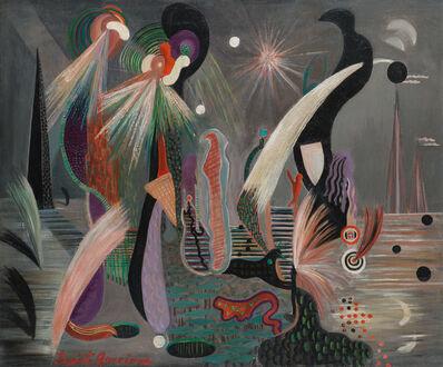 Juanita Guccione, 'Some Where', c. 1930s
