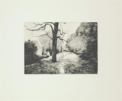 George Shaw (b. 1966), '12 Short Walks VIII', 2005