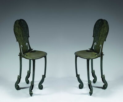 Arman, 'Pair of Cello Chairs', 1993