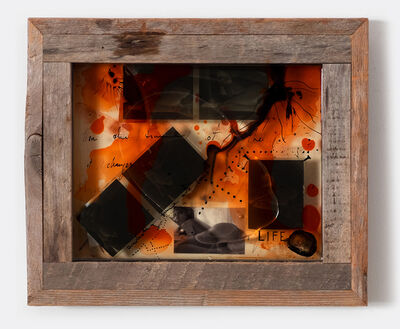 Raphael Mazzucco, 'Life (Adriana Lima Negatives)', 2013