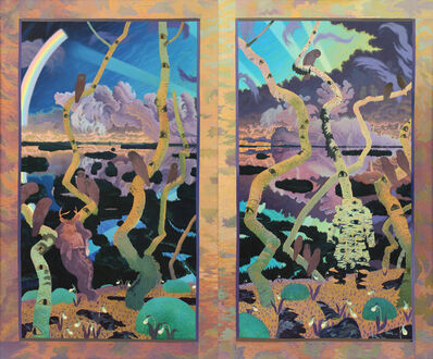 Tom Uttech, 'Diptych (Untitled)', 1974