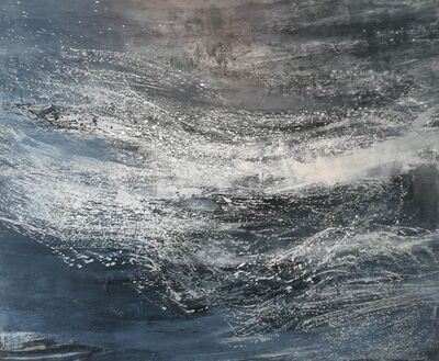 Zinnia Clavo, 'El Mar', 2009