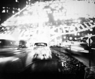 Ted Croner, 'Times Square Montage', 1947-1948