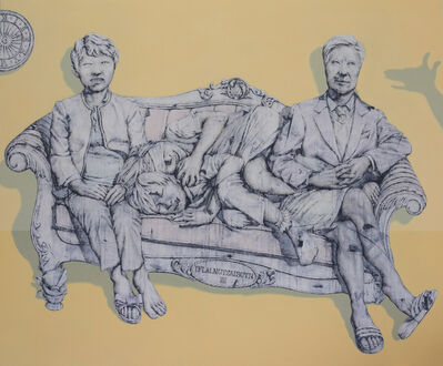 Lee Jaehoon, 'Artificial- illusion family(NO.1)', 2013