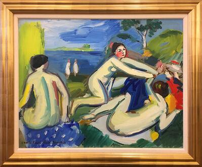 Rene Marcil, 'Homage to Renoir', 1953