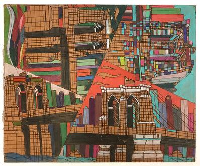 Robert Latchman, 'Brooklyn Bridge', 2018