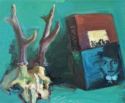 Elena Balsiukaitė-Brazdžiūnienė, 'With Kafka', 2019
