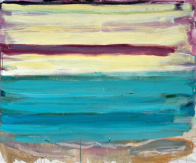 Gustas Jagminas, 'We will meet in August in the calm water', 2016